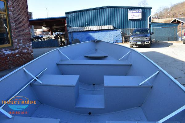 2021 Lund boat for sale, model of the boat is SSV-16 Fishboat & Image # 14 of 25