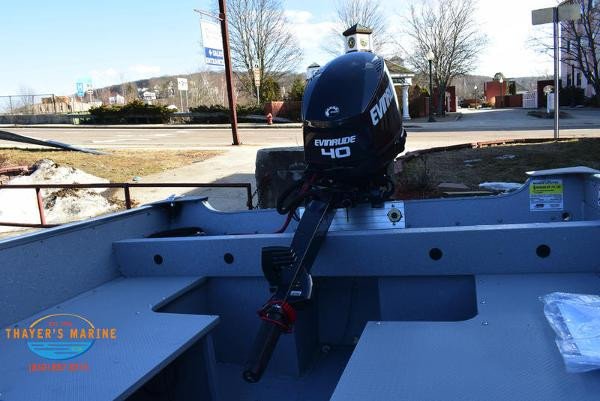 2021 Lund boat for sale, model of the boat is SSV-16 Fishboat & Image # 16 of 25