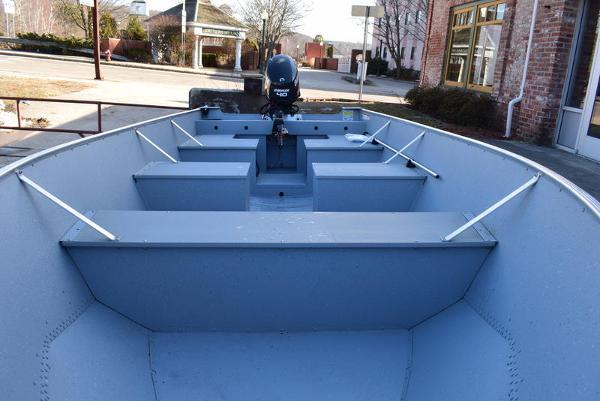 2021 Lund boat for sale, model of the boat is SSV-16 Fishboat & Image # 18 of 25
