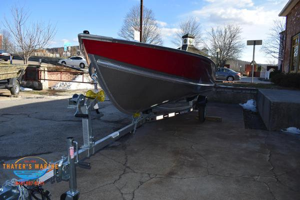 2021 Lund boat for sale, model of the boat is SSV-16 Fishboat & Image # 22 of 25