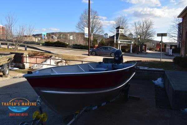2021 Lund boat for sale, model of the boat is SSV-16 Fishboat & Image # 23 of 25