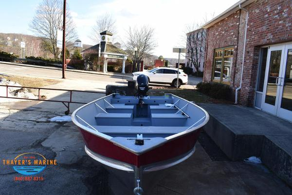 2021 Lund boat for sale, model of the boat is SSV-16 Fishboat & Image # 25 of 25