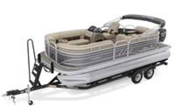 2022 Sun Tracker boat for sale, model of the boat is PARTY BARGE® 20 DLX & Image # 1 of 1