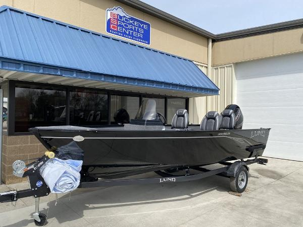 2021 LUND 1650 Angler SS thumbnail