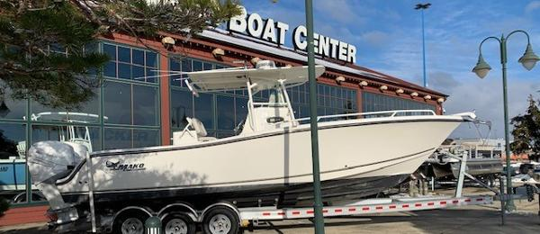 2016 Mako boat for sale, model of the boat is 284CC & Image # 7 of 24