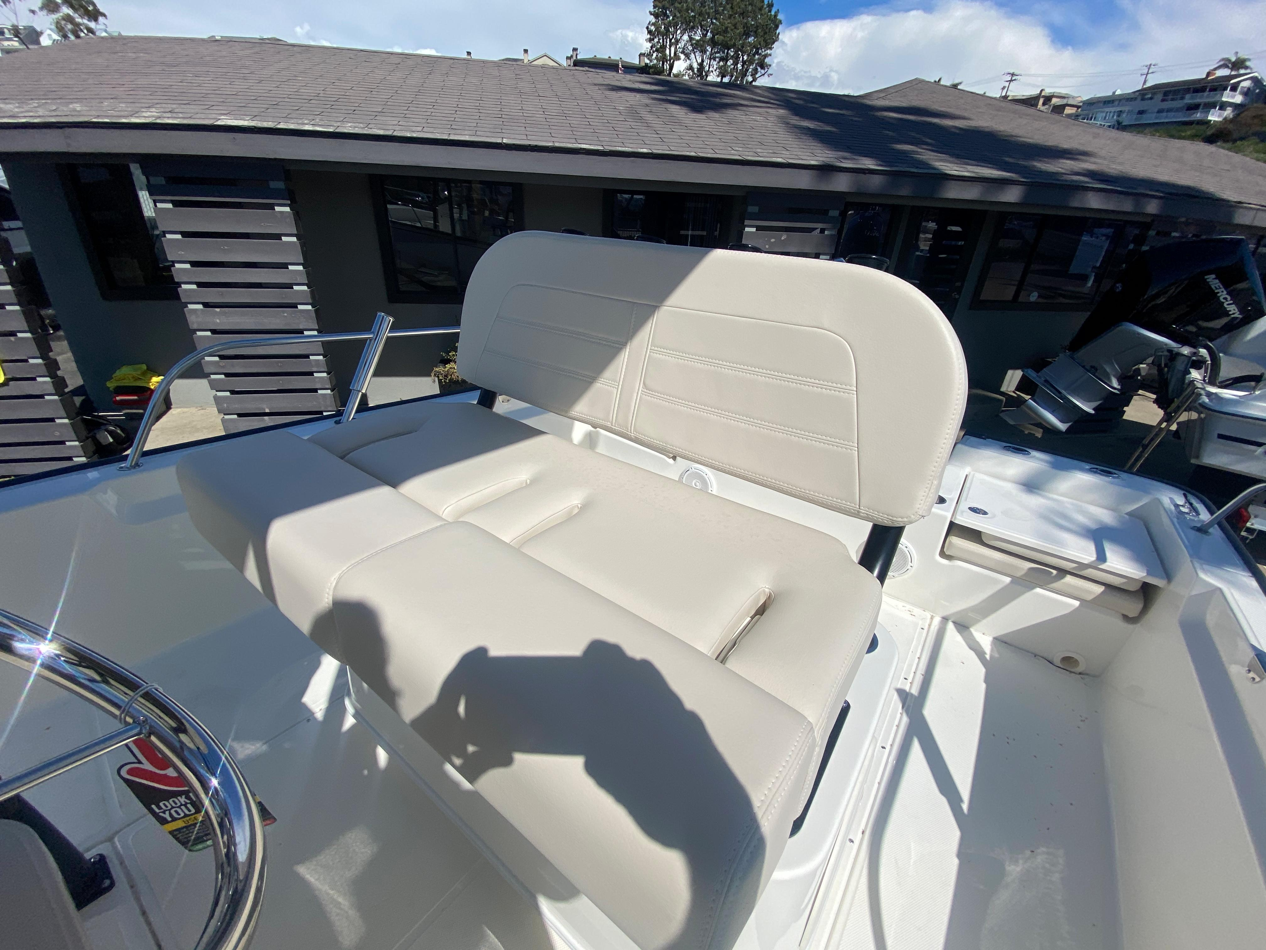 2021 Boston Whaler 210 Montauk #BW1852B inventory image at Sun Country Inland in Irvine