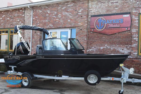 2021 Lund boat for sale, model of the boat is 1650 Angler Sport & Image # 1 of 43