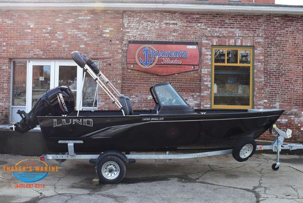 2021 Lund boat for sale, model of the boat is 1650 Angler Sport & Image # 4 of 43
