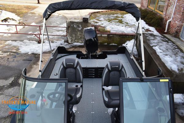2021 Lund boat for sale, model of the boat is 1650 Angler Sport & Image # 6 of 43