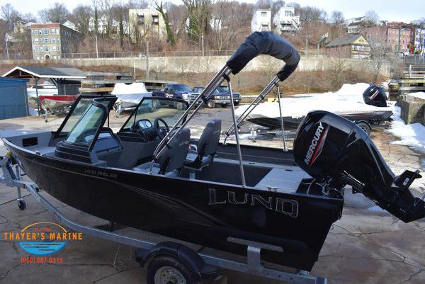 2021 Lund boat for sale, model of the boat is 1650 Angler Sport & Image # 27 of 43