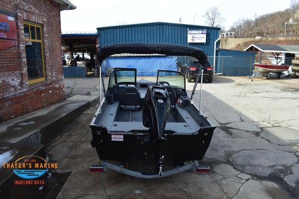 2021 Lund boat for sale, model of the boat is 1650 Angler Sport & Image # 34 of 43