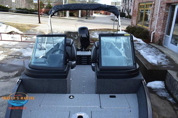 2021 Lund boat for sale, model of the boat is 1650 Angler Sport & Image # 36 of 43