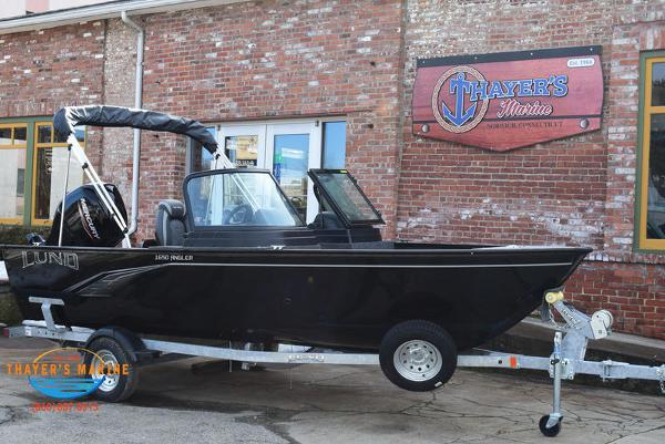 2021 Lund boat for sale, model of the boat is 1650 Angler Sport & Image # 43 of 43