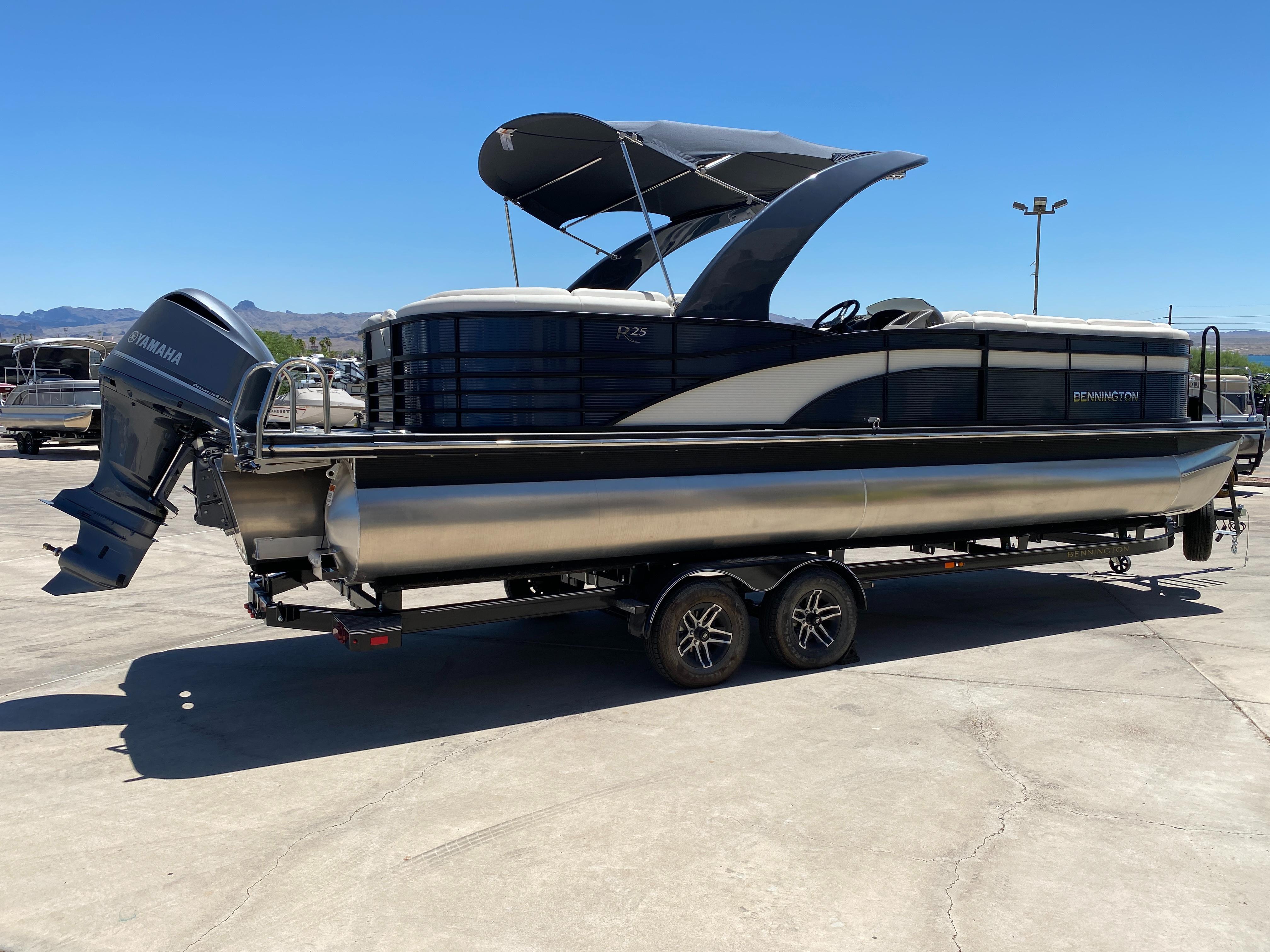 2020 Bennington R 25 RSRA #B7311I inventory image at Sun Country Inland in Lake Havasu City