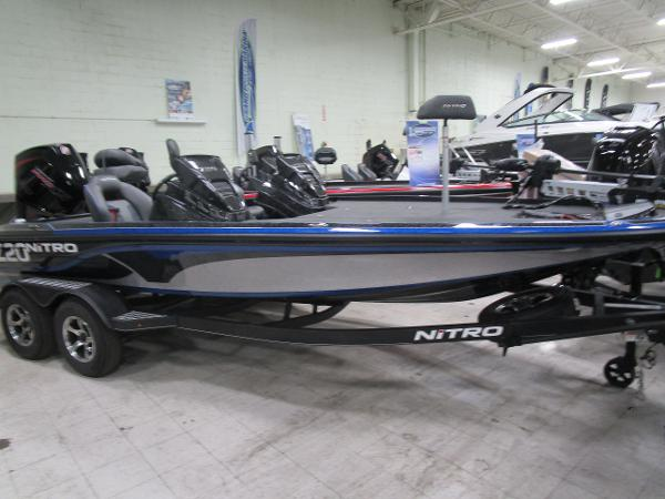 2021 Nitro boat for sale, model of the boat is Z20 & Image # 14 of 14