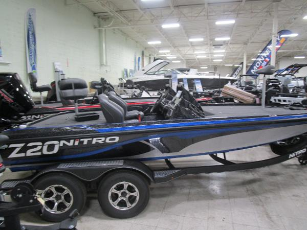 2021 Nitro boat for sale, model of the boat is Z20 & Image # 1 of 14