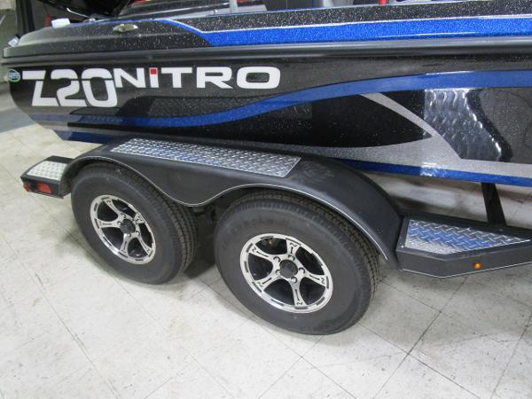 2021 Nitro boat for sale, model of the boat is Z20 & Image # 12 of 14