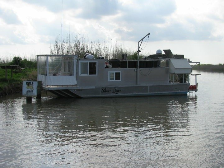 1999 House Boat boat for sale, model of the boat is Custom & Image # 1 of 16