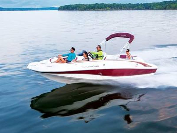 2021 Tahoe boat for sale, model of the boat is 215 Xi & Image # 1 of 1