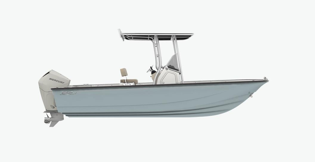 2021 Boston Whaler 210 Montauk #BW1446L inventory image at Sun Country Inland in Irvine