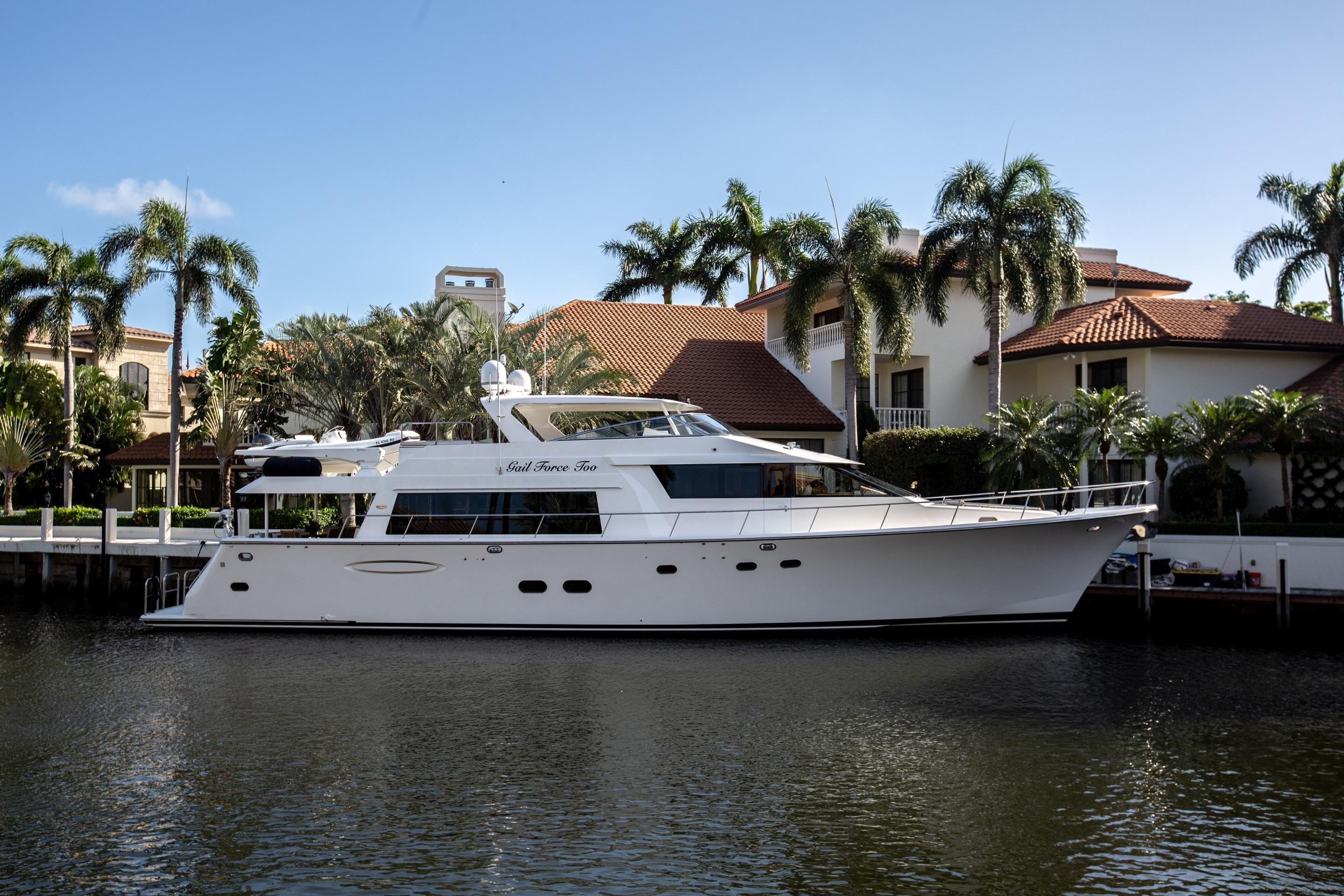 85' Pacific Mariner 2008