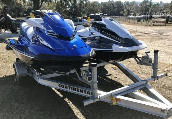 2017 Yamaha boat for sale, model of the boat is FX SVHO & Image # 1 of 9