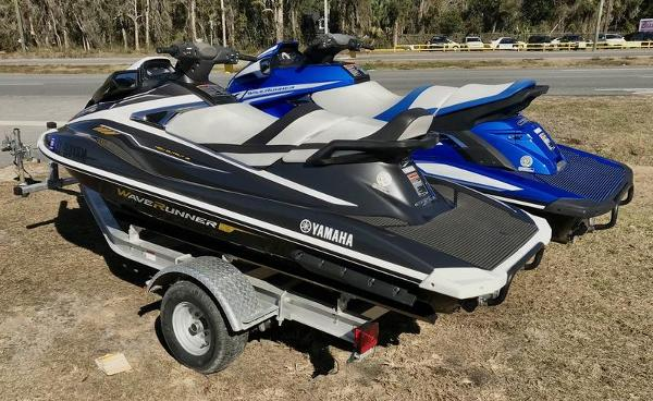 2017 Yamaha boat for sale, model of the boat is FX SVHO & Image # 7 of 9