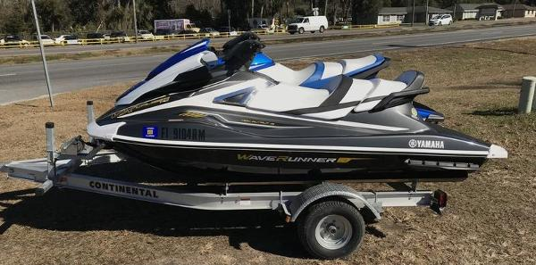 2017 Yamaha boat for sale, model of the boat is FX SVHO & Image # 9 of 9