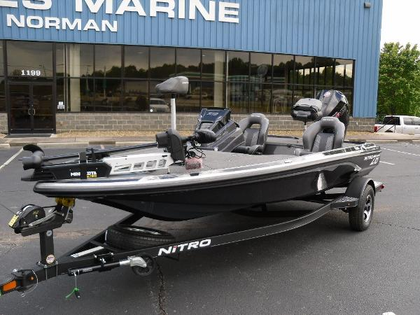 2021 Nitro boat for sale, model of the boat is Z18 Pro & Image # 2 of 25