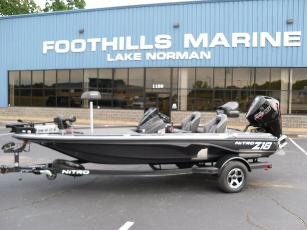 2021 Nitro boat for sale, model of the boat is Z18 Pro & Image # 1 of 25
