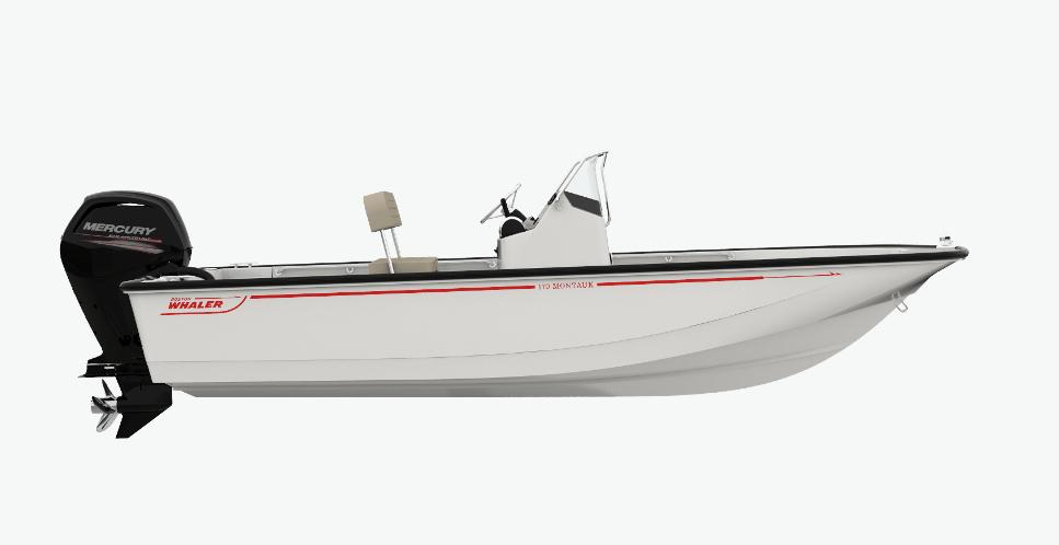 2021 Boston Whaler 170 Montauk #BW1744A inventory image at Sun Country Coastal in Newport Beach