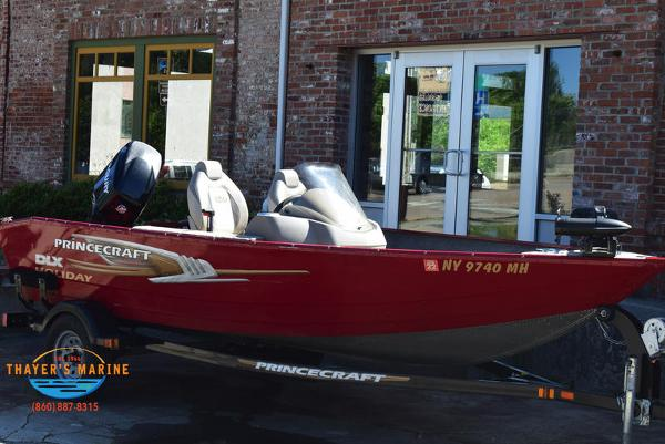 2011 PRINCECRAFT DLX HOLIDAY for sale