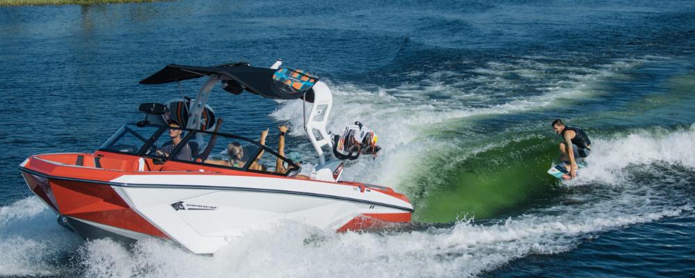 Buxton Marine Sales boat