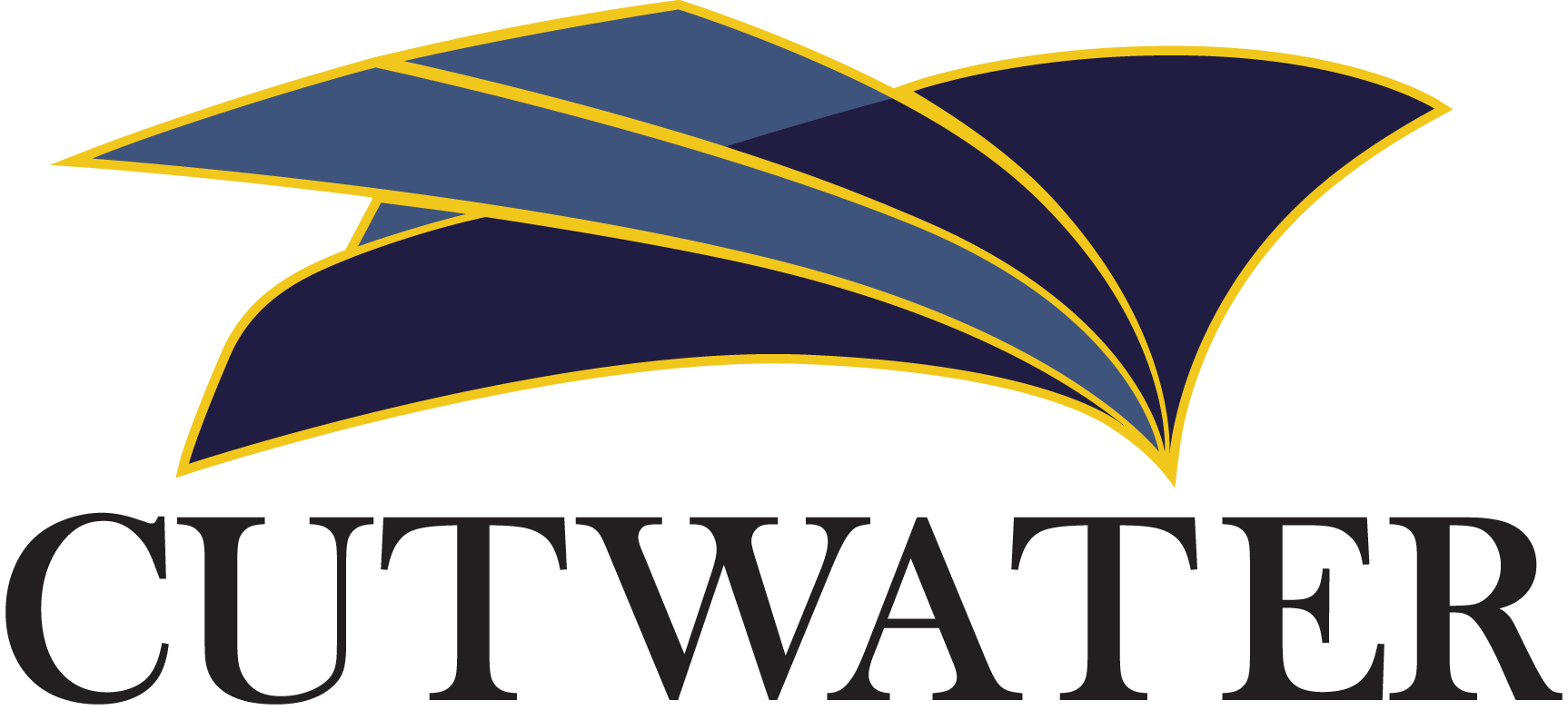 Cutwater brand logo