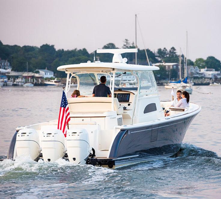 Hinckley Sport Boats company