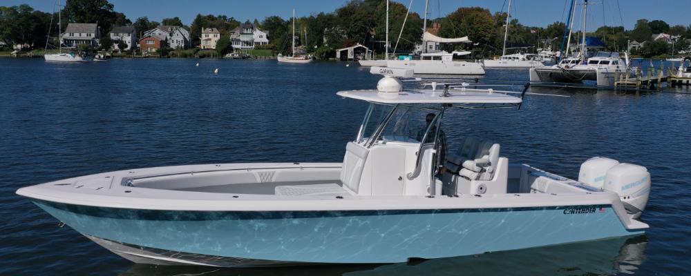 Intrinsic Yacht & Ship boat