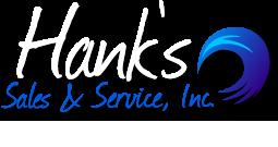 Hank's Sales & Service logo