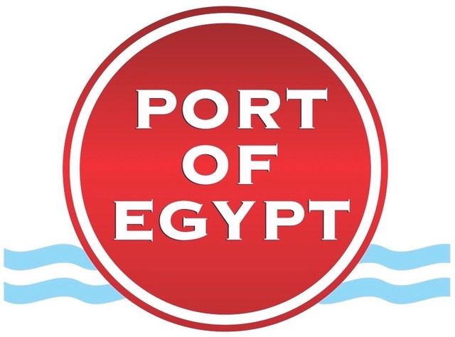 Port of Egypt Marinelogo