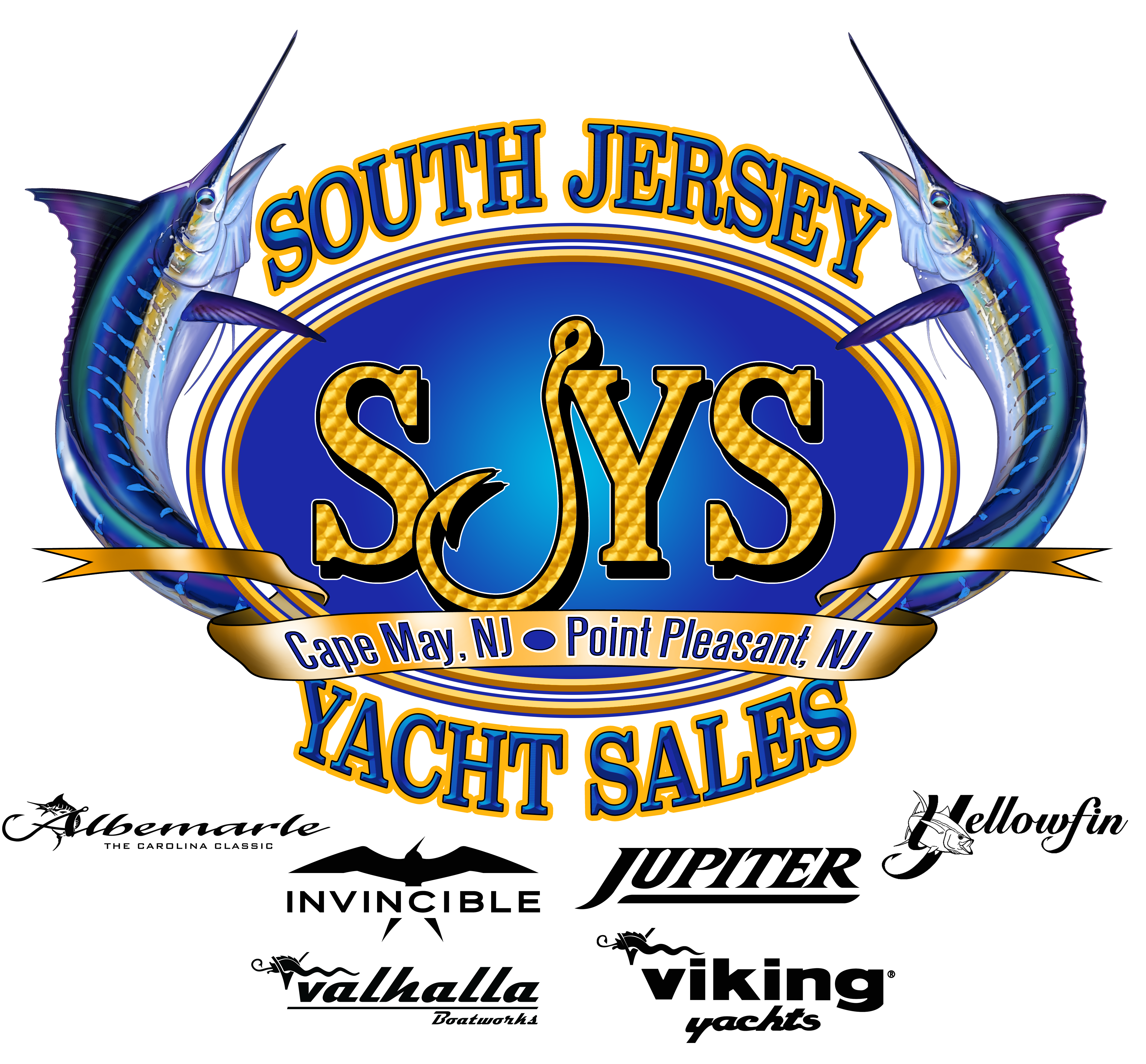 South Jersey Yacht Sales - Pt. Pleasant Logo