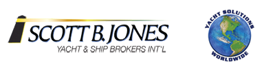 Scott B. Jones Yacht & Ship Brokers Int'llogo