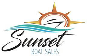 Sunset Boat Saleslogo