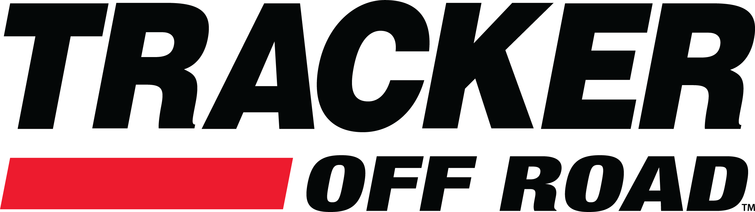 Tracker Off Road brand logo