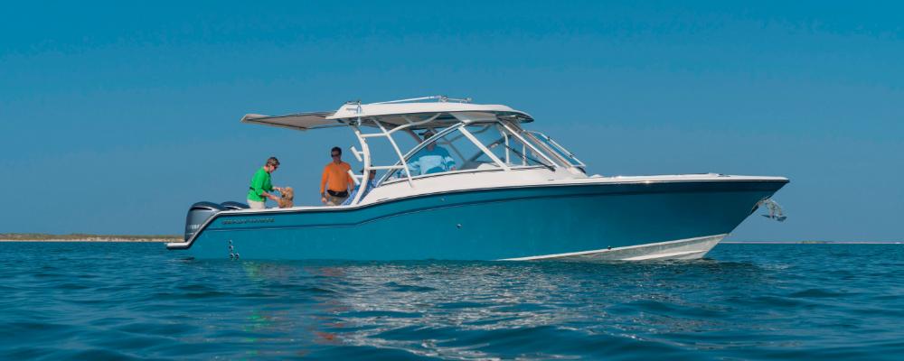 Tri-State Marine boat