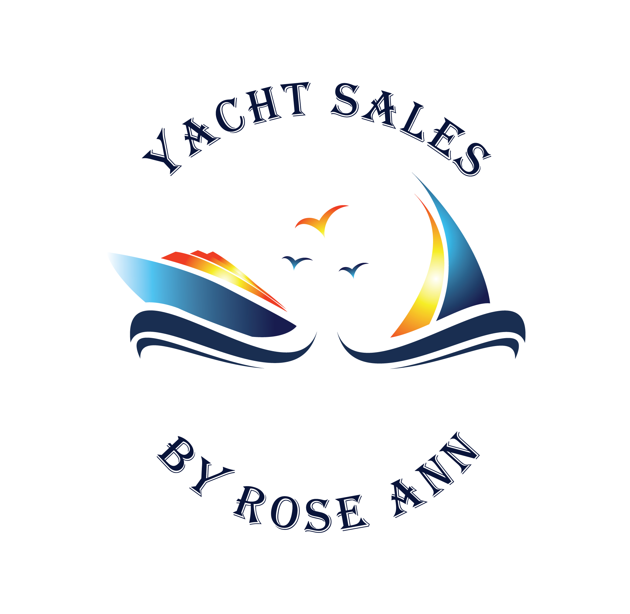 Yacht Sales by Rose Annlogo