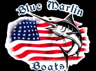 Blue Marlin Boats logo