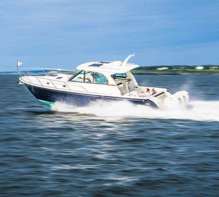 Hinckley Sport Boats Boat