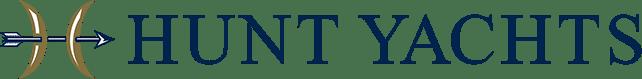 Hunt Yachts brand logo