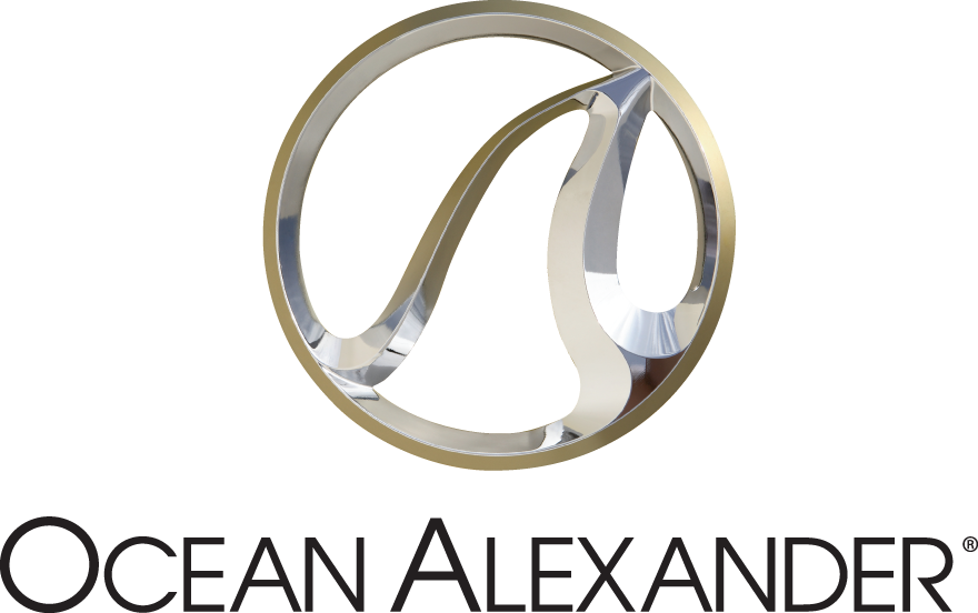 Ocean Alexander brand logo