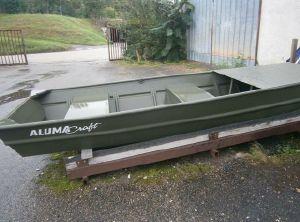 2020 Alumacraft 1236 Jon Boat