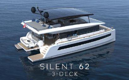 2022 62' Silent-62 3-deck open Fort Lauderdale, FL, US